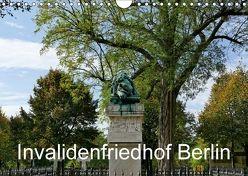 Invalidenfriedhof Berlin (Wandkalender 2018 DIN A4 quer) von Moers,  Jürgen