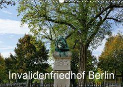 Invalidenfriedhof Berlin (Wandkalender 2019 DIN A3 quer) von Moers,  Jürgen