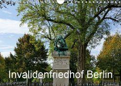 Invalidenfriedhof Berlin (Wandkalender 2019 DIN A4 quer) von Moers,  Jürgen