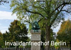 Invalidenfriedhof Berlin (Wandkalender 2020 DIN A2 quer) von Moers,  Jürgen