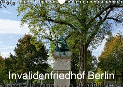 Invalidenfriedhof Berlin (Wandkalender 2020 DIN A4 quer) von Moers,  Jürgen