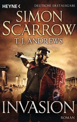 Invasion von Andrews,  T. J., Dabrock,  Frank, Scarrow,  Simon