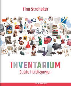 Inventarium von Alexy,  Horst, Stroheker,  Tina
