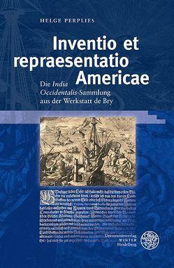 Inventio et repraesentatio Americae von Perplies,  Helge