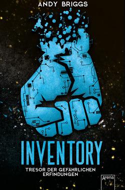Inventory (1). Tresor der gefährlichen Erfindungen von Briggs,  Andy, Wiemken,  Simone