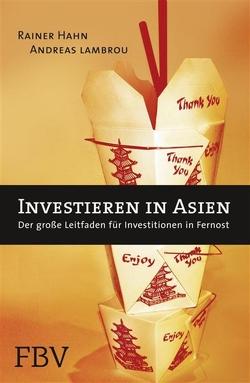 Investieren in Asien von Hahn,  Rainer