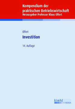 Investition von Olfert,  Klaus