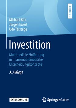 Investition von Bitz,  Michael, Ewert,  Jürgen, Terstege,  Udo