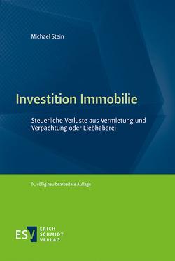 Investition Immobilie von Stein,  Michael
