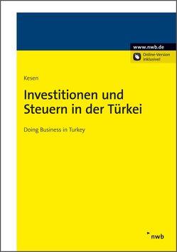 Investitionen und Steuern in der Türkei von Kesen,  Nebi