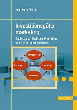 Investitionsgütermarketing von Richter,  Hans Peter