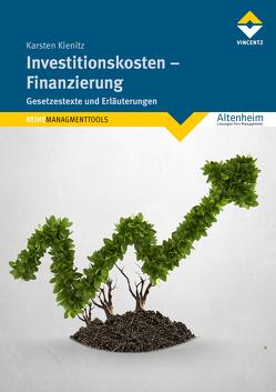 Investitionskosten – Finanzierung von Kienitz,  Karsten