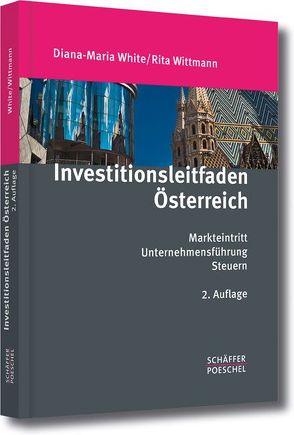 Investitionsleitfaden Österreich von Krings,  Fabian, White,  Diana-Maria