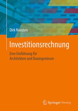 Investitionsrechnung von Noosten,  Dirk