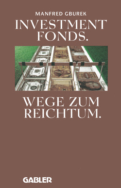 Investment fonds von Gburek,  Manfred