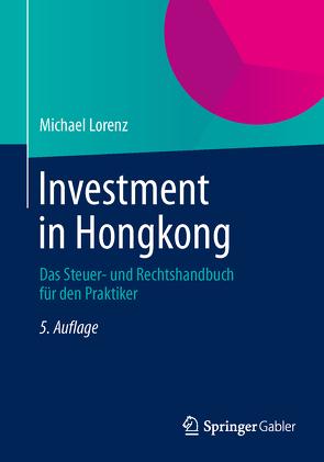 Investment in Hongkong von Lorenz,  Michael