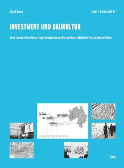 Investment und Baukultur von Busch,  Sigrid