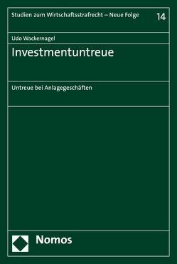 Investmentuntreue von Wackernagel,  Udo