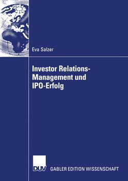 Investor Relations-Management und IPO-Erfolg von Salzer,  Eva