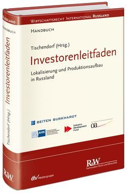 Investorenleitfaden von Tischendorf,  Falk