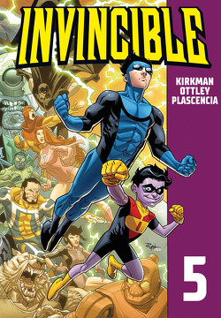 Invincible 5 von Kirkman,  Robert