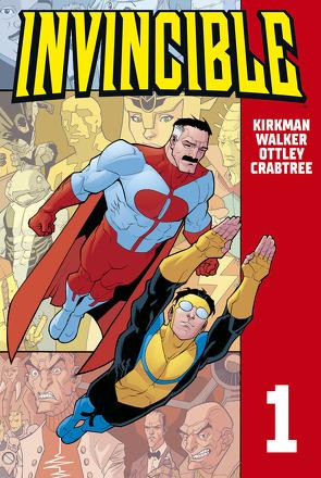 Invincible von Crabtree,  Bill, Kirkman,  Robert, Ottley,  Ryan, Walker,  Cory