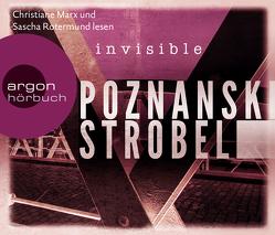 Invisible von Barenberg,  Richard, Marx,  Christiane, Poznanski,  Ursula, Rotermund,  Sascha, Strobel,  Arno