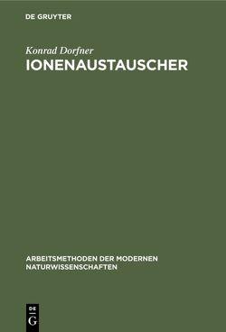 Ionenaustauscher von Dorfner,  Konrad