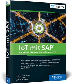 IoT mit SAP von Holtschulte,  Andreas, Mohr,  Martina, Stollberg,  Michael