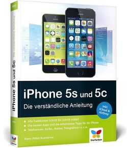 iPhone 5s und 5c von Kusserow,  Hans-Peter