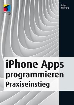 iPhone Apps programmieren von Hinzberg,  Holger
