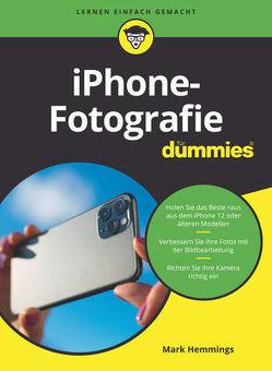 iPhone-Fotografie für Dummies von Hemmings,  Mark, Schroer,  Sebastian
