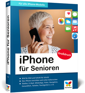 iPhone für Senioren von Menschhorn,  Markus, Rieger Espindola,  Jörg