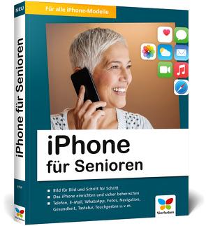 iPhone für Senioren von Menschhorn,  Markus, Rieger,  Jörg