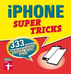 iPhone Supertricks von Wiesend,  Stephan