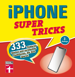 iPhone Supertricks von Wiesend,  Stephan