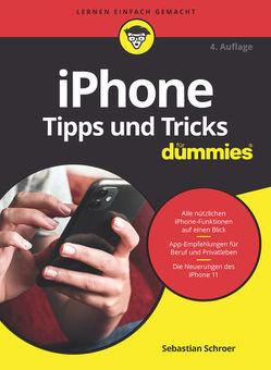 iPhone Tipps und Tricks für Dummies von Schroer,  Sebastian