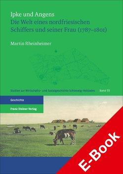 Ipke und Angens von Rheinheimer,  Martin
