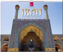 Iran – Im Herzland des Orients von Weiss,  Walter M.
