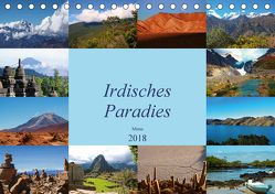 Irdisches Paradies (Tischkalender 2018 DIN A5 quer) von Heer,  Miriam