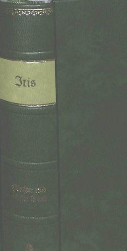 Iris von Heinse,  Wilhelm, Jacobi,  Johann Georg