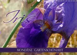 Iris – mondäne Gartenschönheit (Wandkalender 2020 DIN A3 quer) von B-B Müller,  Christine
