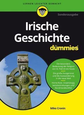 Irische Geschichte für Dummies von Cronin, Mike, Kaufmann, Tina
