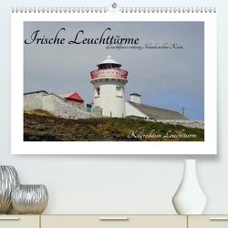 Irische Leuchttürme – Leuchtfeuer entlang Irlands wilder Küste (Premium, hochwertiger DIN A2 Wandkalender 2020, Kunstdruck in Hochglanz) von Paul - Babett's Bildergalerie,  Babett