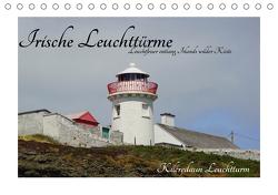 Irische Leuchttürme – Leuchtfeuer entlang Irlands wilder Küste (Tischkalender 2021 DIN A5 quer) von Paul - Babett's Bildergalerie,  Babett