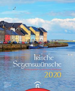 Irische Segenswünsche 2020 von Multhaupt,  Hermann