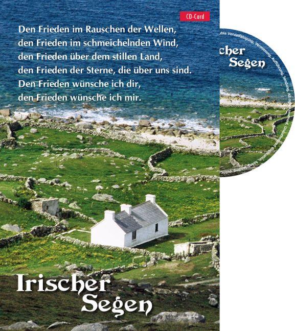 irischer segen von b rner reinhard cd card. Black Bedroom Furniture Sets. Home Design Ideas