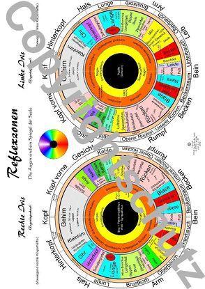 Irisdiagnosekarte – A3 von Aeckersberg,  Tanja