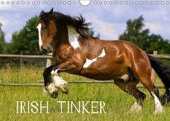 Irish Tinker (Wandkalender 2018 DIN A4 quer) von Wejat-Zaretzke,  Gabriela