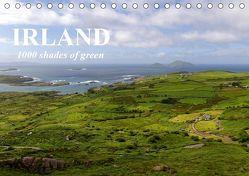 IRLAND. 1000 shades of green (Tischkalender 2019 DIN A5 quer) von Molitor,  Michael
